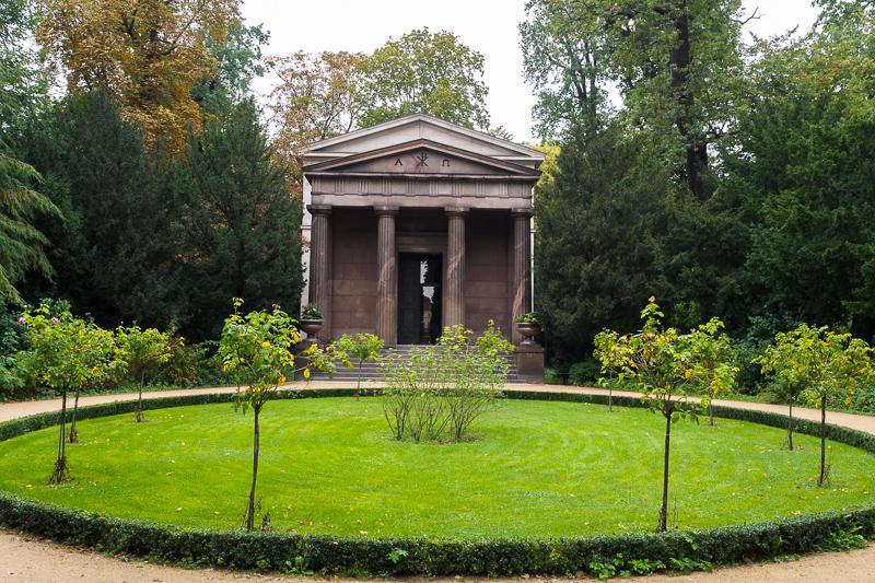 Berlin, 2016 | Schloss Charlottenburg Mausoleum