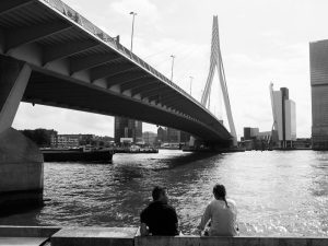 Rotterdam, 2016   Erasmusbrug