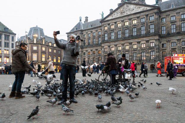 Amsterdam, 2016