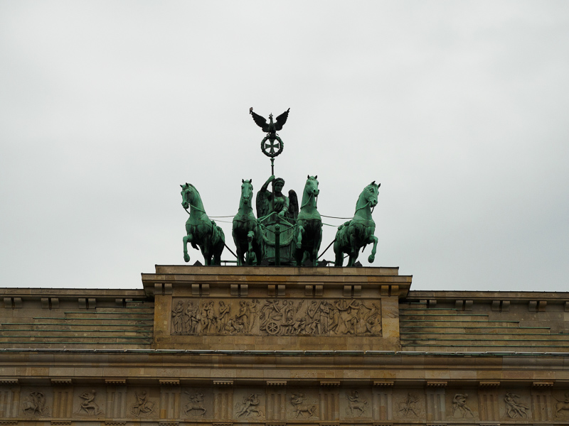 Berlin, 2016 | Brandenburger Tor