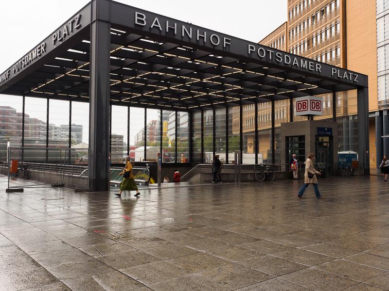 Berlin, 2016 | Potsdamer Platz