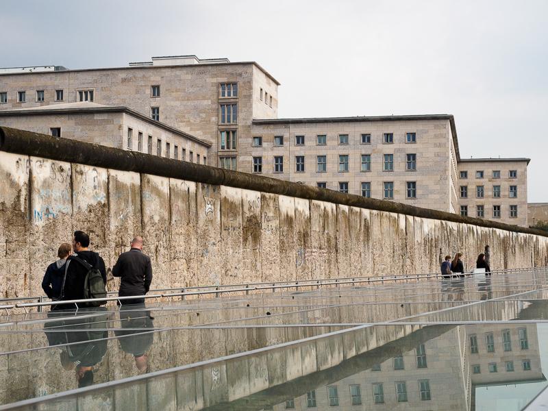 Berlin, 2016 | Topographie des Terrors