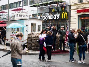 Berlin, 2016   Checkpoint Charlie