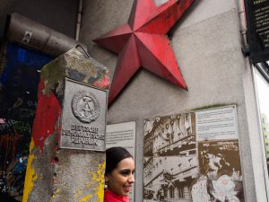 Berlin, 2016   DDR Sign