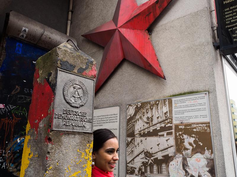 Berlin, 2016 | DDR Sign