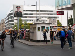 Berlin, 2016 | Checkpoint Charlie