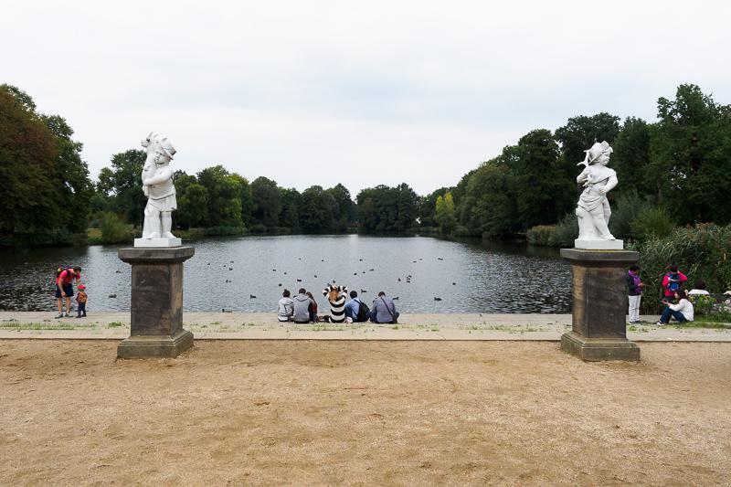 Berlin, 2016 | Schloss Charlottenburg Garden