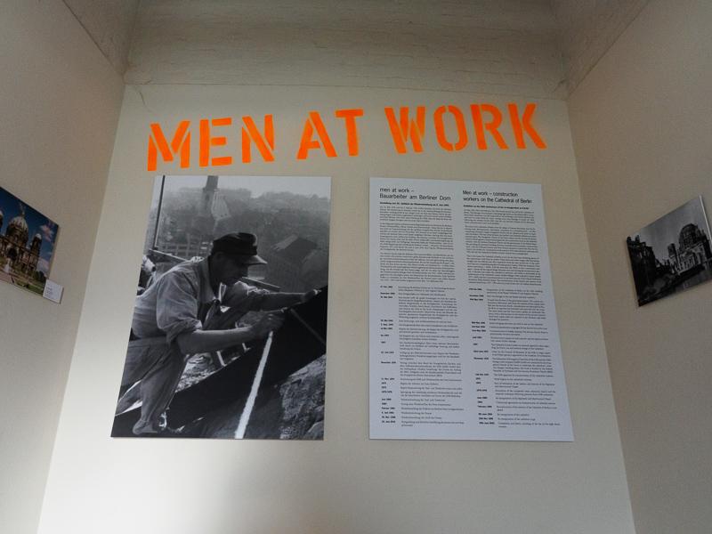 Berlijn, 2016 | Berliner Dom - Men At Work