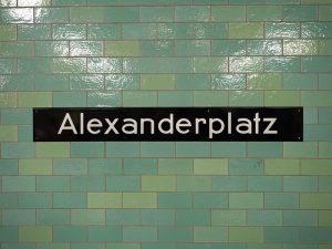 Berlin, 2016 | Alexanderplatz subway