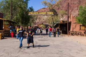 Calico Ghost Town, 2013