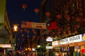 San Francisco, 2013 | China Town