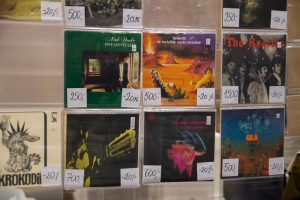 Utrecht, 2014   Mega Platen en cd Beurs
