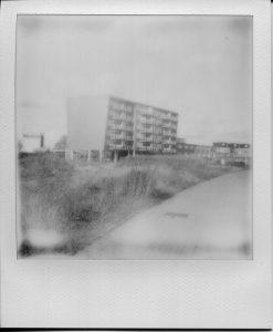 Assen, 2013 | Polaroid 660 AF | Impossible PX 600 Silver Shade U