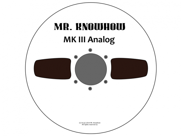 Mr.Knowhow – MKIII Analog EP (disc)_800