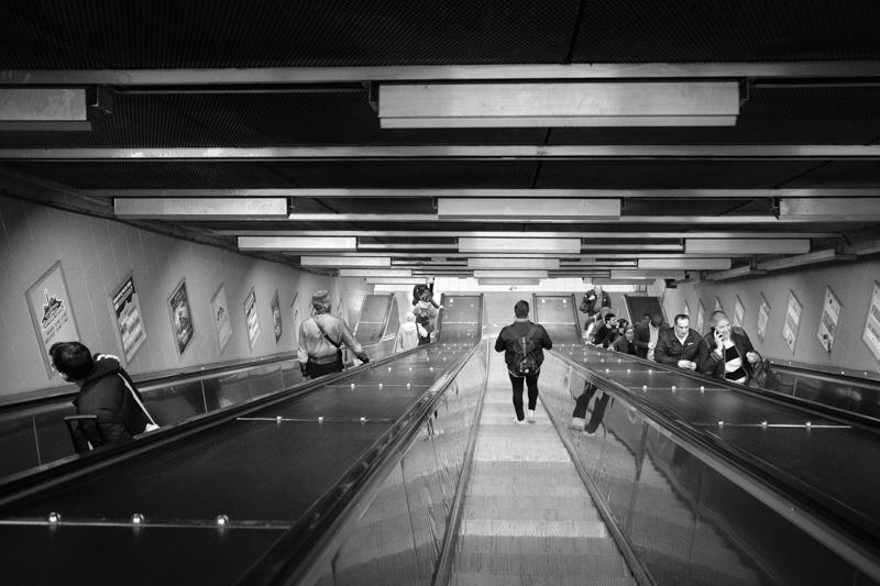 Stockholm, 2018   T-Centralen
