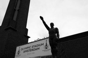 Amsterdam, 2017 | Olympic greeting