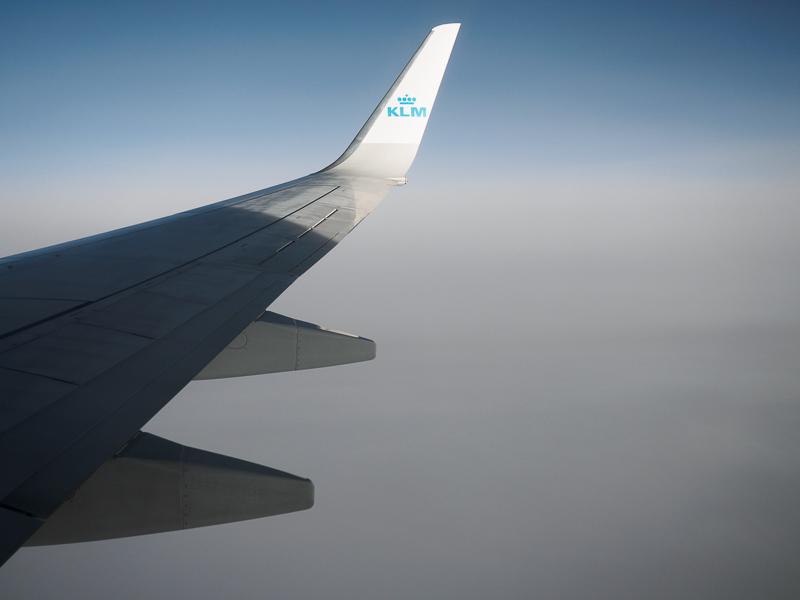 Flight to Bergen (NO), 2017