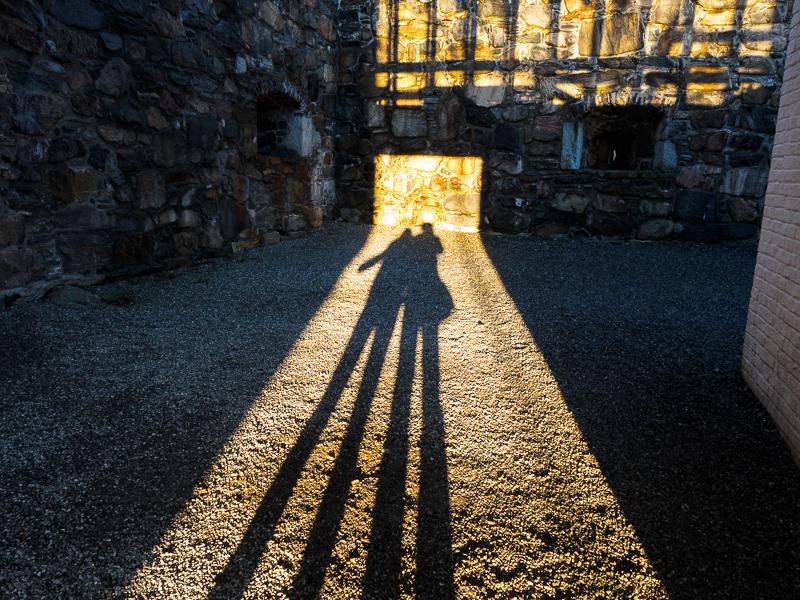 Bergen, 2017   Me & Myrte