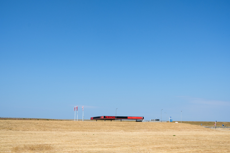 Afsluitdijk, 2018