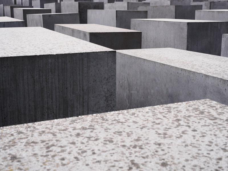 Berlijn, 2016 | Memorial to the Murdered Jews of Europe